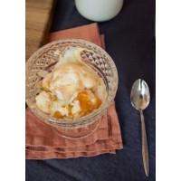 Мороженое с солёной карамелью (160гр)